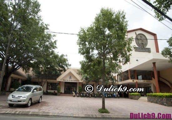 Khách sạn ở Buôn Mê Thuột trong trung tâm thành phố tốt nhất: Khách sạn nào view đẹp, giá tốt ở Buôn Ma Thuột