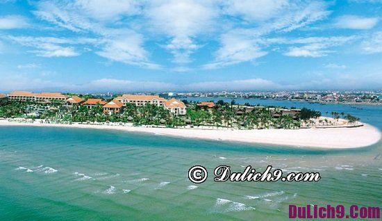 Khách sạn, resort ở ven biển Đồng Hới Quảng Bình tiện nghi, view đẹp: Du lịch Đồng Hới, Quảng Bình nên ở khách sạn nào?