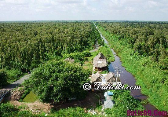 Khu du lịch đẹp và nổi tiếng ở Cà Mau: Đến Cà Mau chơi ở đâu?