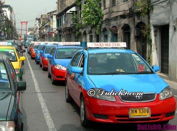 Cách đi từ sân bay Don Muang tới Pattaya gần. Từ sân bay Don Muang đến Pattaya như thế nào?
