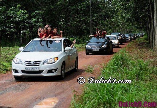 Làm sao để đi du lịch Lào bằng ô tô tự lái: Hướng dẫn đi ô tô sang Lào du lịch