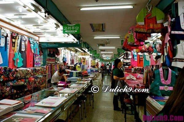 Mẹo mua sắm giá rẻ ở Seoul