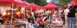 Địa chỉ mua sắm nổi tiếng ở Viêng Chăn (Vientiane) Lào