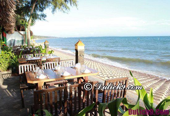 Mũi Né Phan Thiết có nhà hàng nào ngon, view đẹp: Du lịch Phan Thiết nên ăn ở đâu?