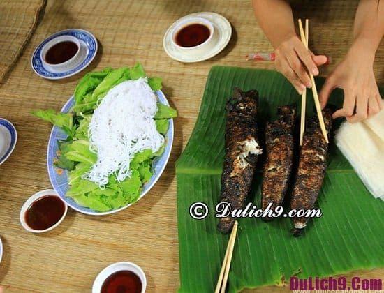 Nên ăn món gì khi đi du lịch Cà Mau: Các món ăn đặc sản Cà Mau