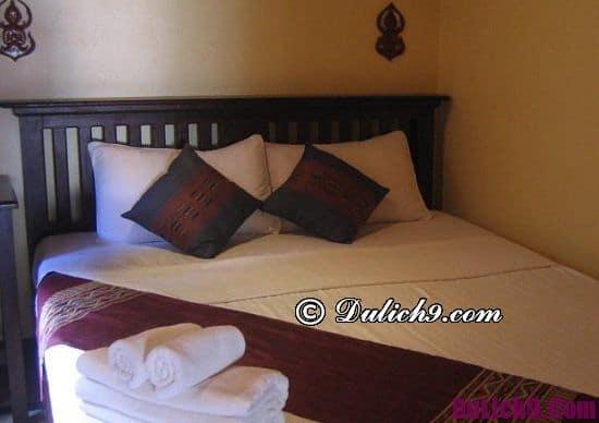 Nên chọn khách sạn nào khi đến Luang Prabang du lịch giá rẻ, sạch đẹp: Khách sạn bình dân chất lượng tốt ở Luang Prabang