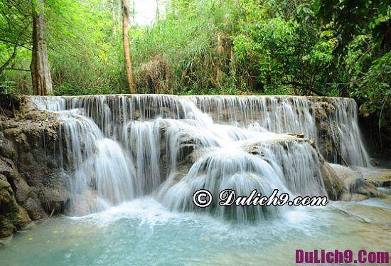 Nên đi đâu chơi khi đến Luang Prabang du lịch: Danh lam thắng cảnh ở Luang Prabang