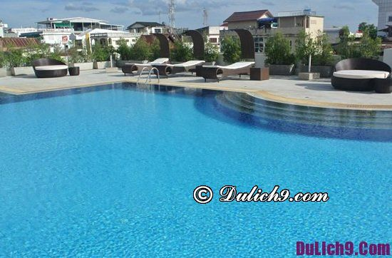 Du lịch Vientiane nên ở khách sạn nào? Khách sạn hiện đại, tiện nghi ở trung tâm thủ đô Viêng Chăn