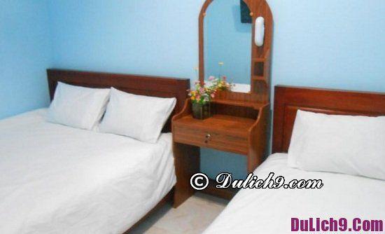 Nên ở khách sạn bình dân giá rẻ nào khi đến Viêng Chăn du lịch: Nhà nghỉ, khách sạn ở Vientiane giá vừa phải, sạch đẹp