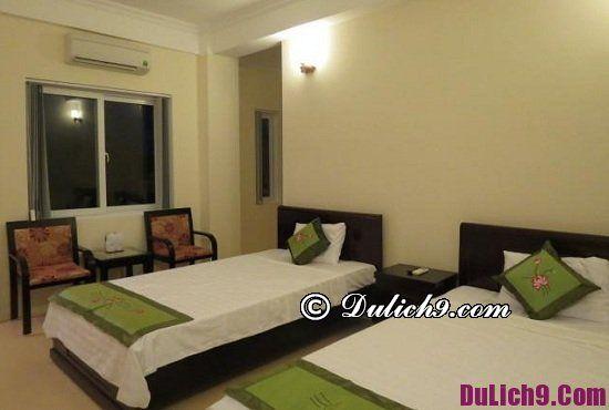 Nên ở khách sạn nào tại Đồng Hới Quảng Bình view đẹp, giá rẻ: Khách sạn bình dân ở Đồng Hới, Quảng Bình