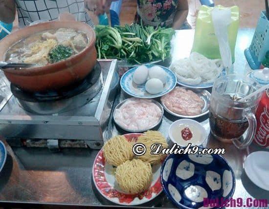 Nhà hàng, quán ăn bình dân nổi tiếng ở Cà Mau: Cà Mau có quán nào ngon?