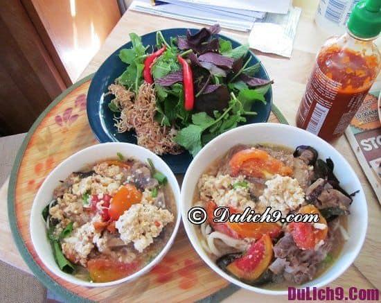 Nhà hàng, quán ăn ngon nổi tiếng ở Bến Tre: Du lịch Bến Tre ăn gì, ăn ở đâu ngon nhất