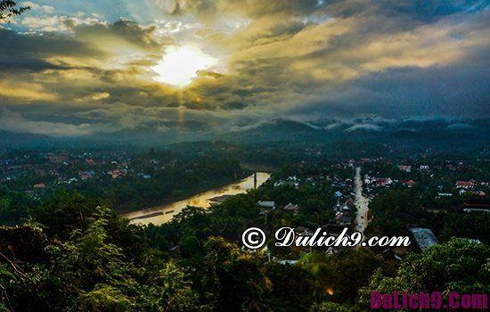 Nơi tham quan vui chơi ở Luang Prabang đẹp và nổi tiếng: Nơi ngắm cảnh, chụp ảnh ở Luang Prabang