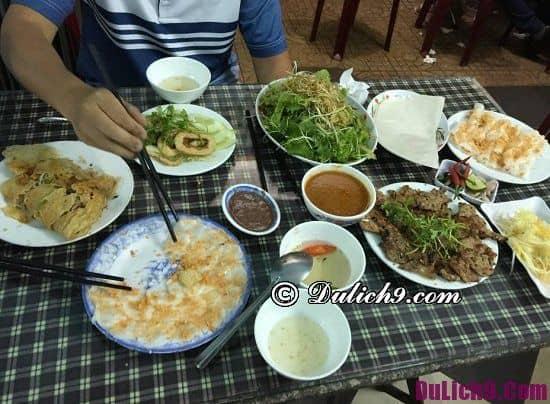 Quán ăn đặc sản bình dân ở Đồng Hới Quảng Bình giá rẻ: Địa chỉ ăn đặc sản Quảng Bình nổi tiếng nhất