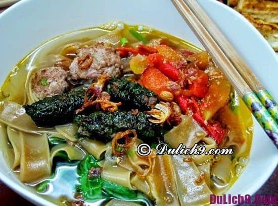Quán ăn đặc sản ngon nổi tiếng ở Đồ Sơn: Địa chỉ ăn đặc sản Đồ Sơn, Hải Phòng