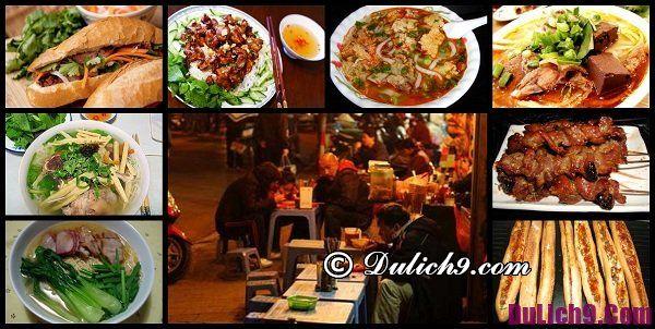 Quán ăn đêm ngon ở Đà Nẵng. Du lịch Đà Nẵng đi đâu ăn đêm?