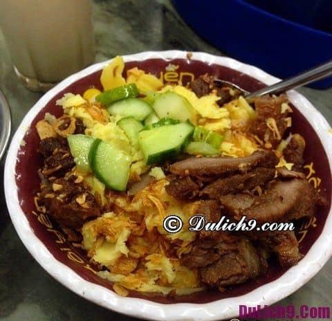 Quán ăn đêm ngon ở Hà Nội