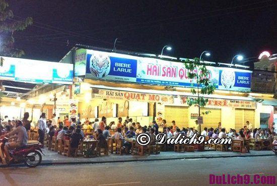 Quán ăn hải sản ngon giá bình dân ở Cà Mau: Ăn ở đâu khi đi du lịch Cà Mau