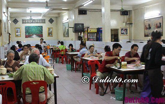 Quán ăn ngon đặc sản giá rẻ ở Viêng Chăn Lào: Vientiane có quán ăn nào ngon bổ rẻ