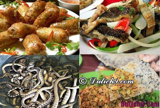 Quán ăn ngon giá rẻ nổi tiếng ở Quảng Bình: Địa điểm ăn uống hấp dẫn ở Quảng Bình