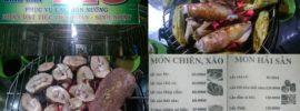 Nhà hàng, quán ăn đặc sản nổi tiếng ngon ở Cà Mau