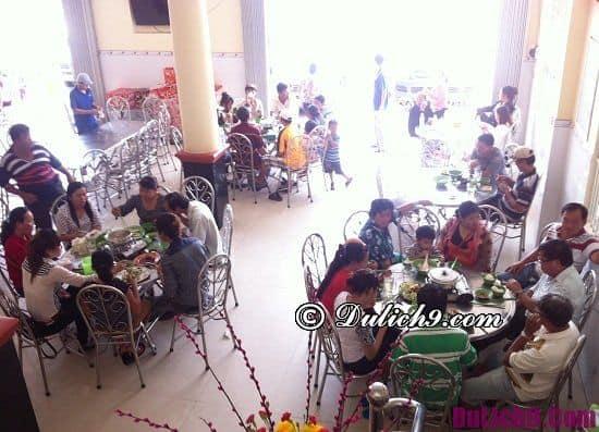 Quán ăn ngon nổi tiếng ở Hà Tiên giá rẻ: Địa điểm ăn uống hấp dẫn ở Hà Tiên