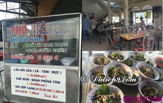Quán ăn ngon ở Hà Tiên giá bình dân: Địa chỉ ăn uống ở Hà Tiên ngon, nổi tiếng