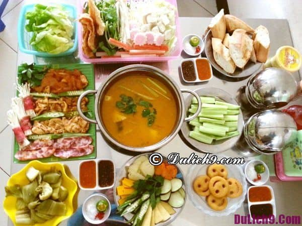 Địa chỉ ăn món nướng ở Hà Nội