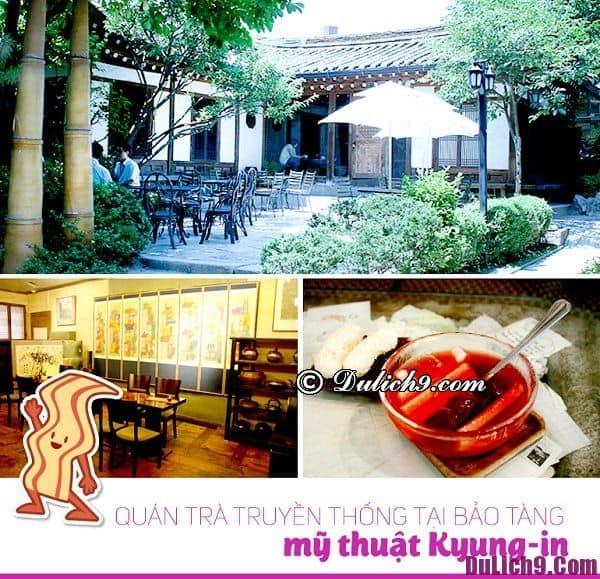 Quán cafe nổi tiếng ở Seoul, view đẹp - Đi đâu uống cà phê ở Seoul ngon, hấp dẫn nhất?