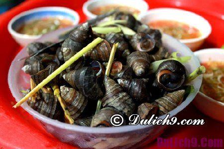 Quán ốc nổi tiếng ở Hà Nội