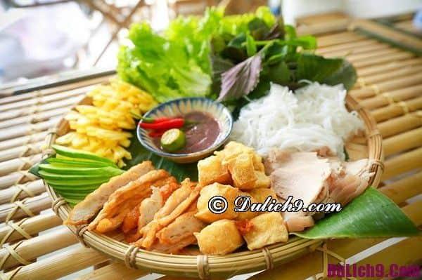 Địa chỉ ăn uống ngon rẻ ở phố cổ Hà Nội