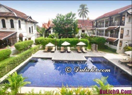 Resort, khách sạn cao cấp giá tốt ở thủ đô Viêng Chăn: Du lịch Vientiane nên ở khách sạn nào?
