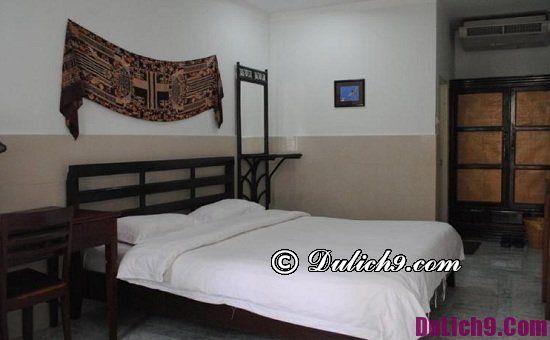 Tư vấn khách sạn bình dân giá tốt ở trung tâm thủ đô Viêng Chăn (Vientiane) Lào sạch đẹp: Khách sạn nào ở Viêng Chăn giá rẻ, thân thiện nên ở