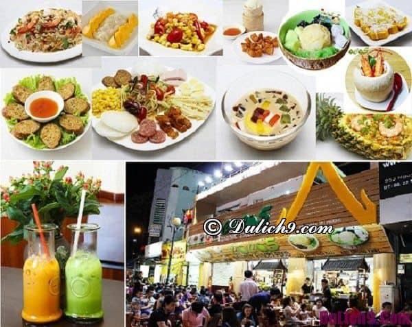 Quán ăn vặt ngon nổi tiếng ở quận Gò Vấp