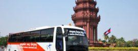 Các hãng xe bus đi Campuchia từ Sài Gòn: Giá vé, thời gian