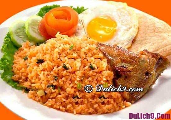 Ẩm thực Indonesia thơm ngon hấp dẫn nhất: Món ăn ngon nổi tiếng ở Indonesia