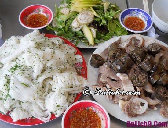 Ăn đặc sản gì khi đến Bình Định du lịch: Món ăn đặc sản ngon nổi tiếng ở Bình Định