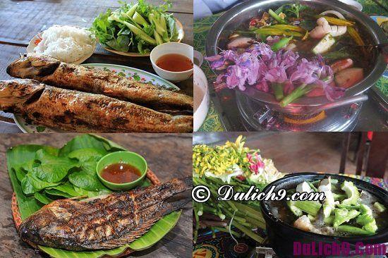 Ăn gì khi đi du lịch vườn quốc gia Nam Cát Tiên: Đặc sản và món ăn ngon ở Nam Cát Tiên