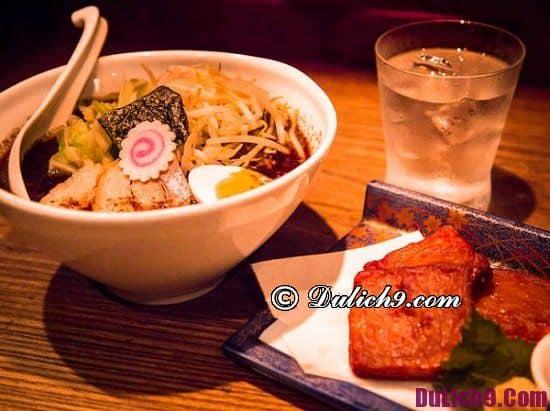 Quán mì Ramen ngon nhất ở Tokyo: Địa chỉ ăn mì Ramen nổi tiếng ở Tokyo