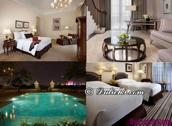 Các khách sạn sạch đẹp, chất lượng cao ở Jakarta, Indonesia: Nên đặt phòng ở khách sạn nào khi đi công tác, du lịch Jakarta