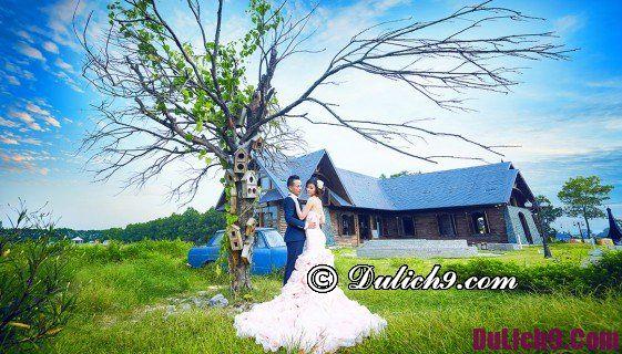 Địa chỉ chụp ảnh cưới đẹp tại Hà Nội: Những phim trường chụp ảnh cưới nổi tiếng, độc đáo nhất Hà Nội