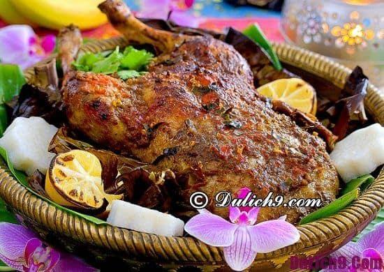 Đặc sản ngon nổi tiếng ở Indonesia: Du lịch Indonesia ăn gì ngon?