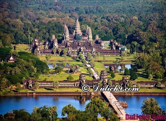 Danh lam thắng cảnh đẹp ở Campuchia: Nên đi đâu chơi khi đến Campuchia du lịch