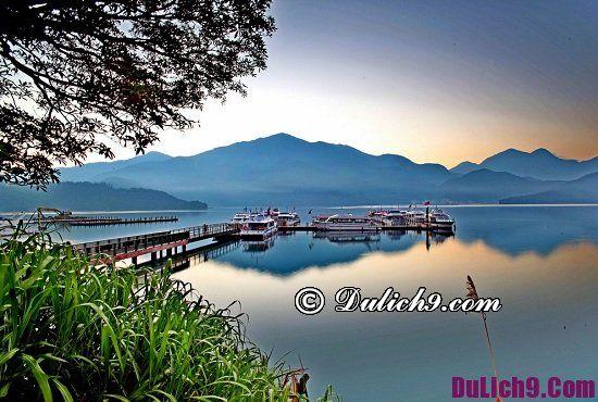 Danh lam thắng cảnh lãng mạn ở Đài Loan: Địa điểm tham quan hấp dẫn ở Đài Loan