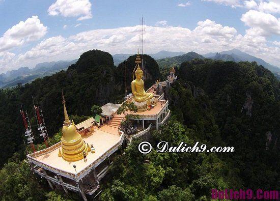 Danh lam thắng cảnh nổi tiếng ở Thái Lan: Địa điểm vui chơi và khu du lịch ở Thái Lan