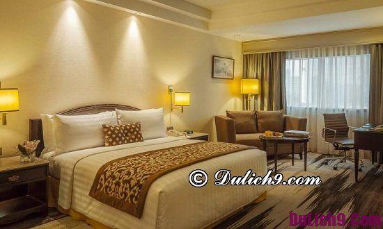 Danh sách các khách sạn đẳng cấp, sang trọng ở Jakarta, Indonesia tốt nhất: Khách sạn cao cấp tiện nghi ở trung tâm Jakarta