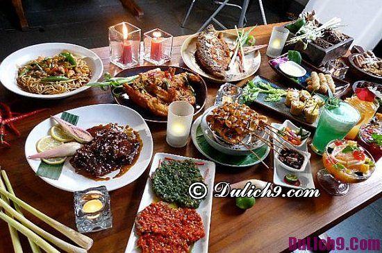 Địa chỉ ăn uống ngon, chất lượng ở Jakarta, Indonesia cực đông khách: Ăn ở đâu ngon khi đến Jakarta