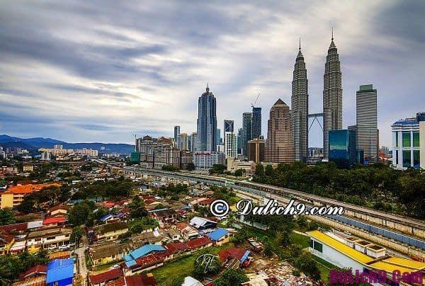 Địa chỉ ăn uống giá rẻ ở Kuala Lumpur: Địa chỉ các quán ăn ngon nổi tiếng ở Kuala Lumpur