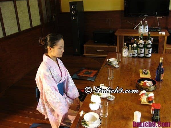 Kinh nghiệm ăn uống ở Nhật Bản: Du lịch Nhật Bản ăn gì ở đâu ngon bổ rẻ?