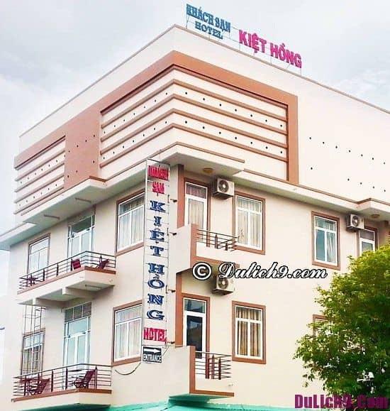 Địa chỉ các khách sạn gần bến tàu đi Phú Quốc ở Kiên Giang giá rẻ, đẹp: Nên ngủ ở khách sạn nào khi đi du lịch Kiên Giang